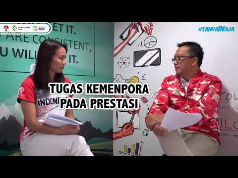 Menpora Menjawab Seputar Pemuda dan Olahraga Indonesia #TanyaINaja
