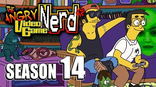 Angry Video Game Nerd - Season 14 (AVGN Full Season Fourteen)