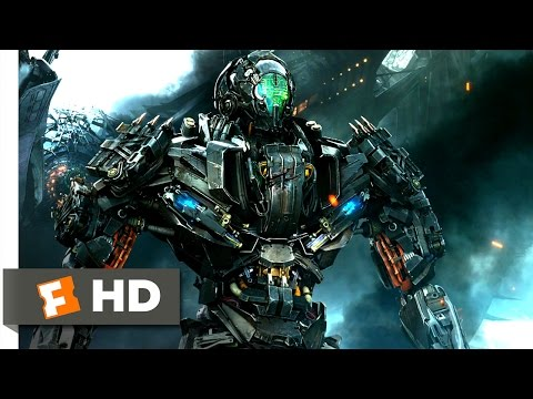 Transformers: Age of Extinction (5/10) Movie CLIP - Lockdown and Loaded (2014) HD