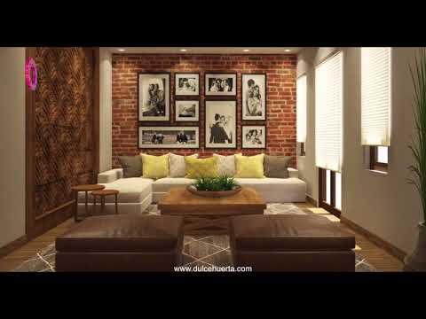 Dulce huerta Interior design