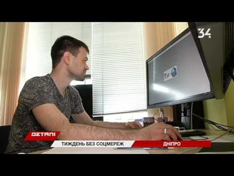 34 телеканал: Неделя без российских соцсетей