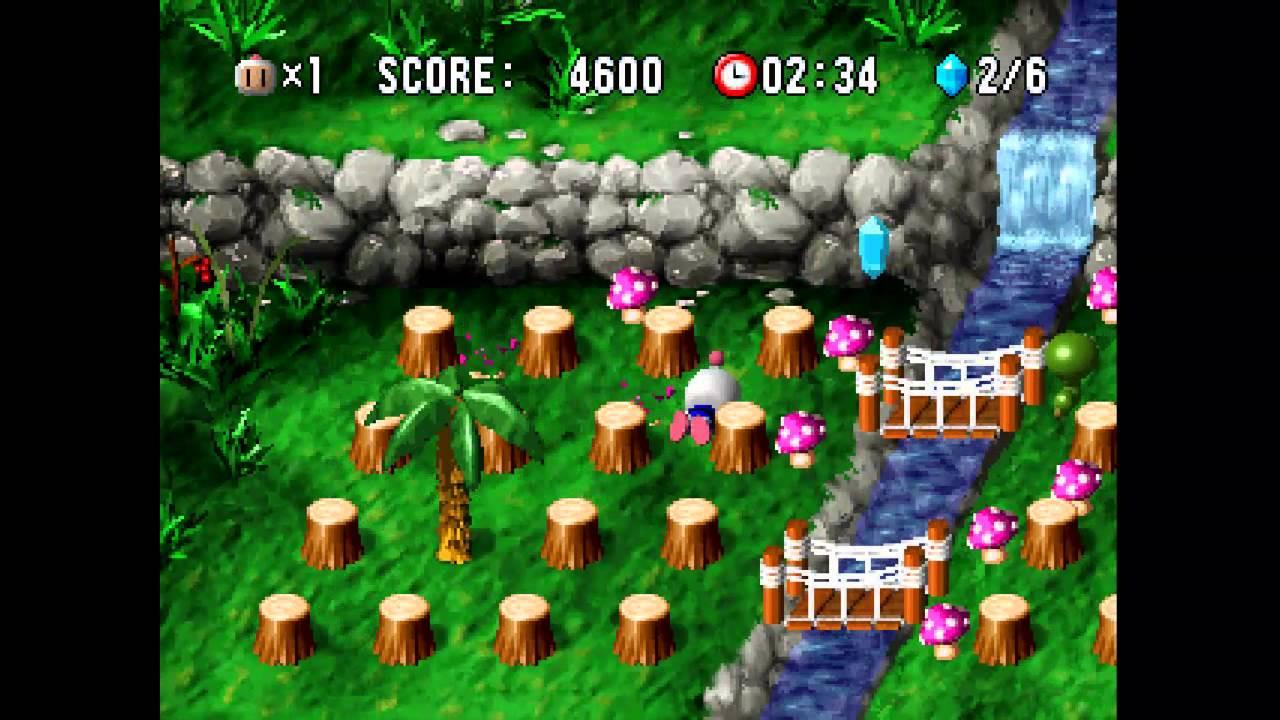 Image result for Bomberman World