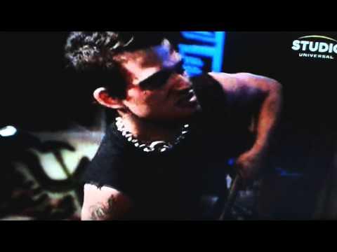 Johnny Whitworth crazy!!! MTV