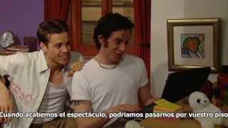 西班牙語老師extr@espanol:Sam aprende a ligar(3/13) 有西文字幕 - 比恩語文