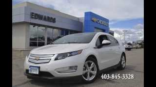 2011 CHEVROLET VOLT in Review, Red Deer