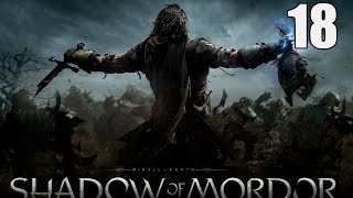 Middle-Earth: Shadow of Mordor- Part 18 (Its just you and me, Buth)