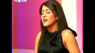 14 y.o. amaizing girl singing Zaidi zaidi jasno slance
