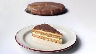 Шведский миндальный торт как в Икеа