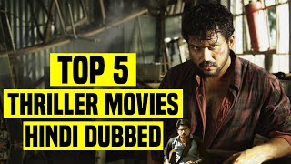 Top 5 Best South Indian Thriller Movies In Hindi Dubbed | Part 2