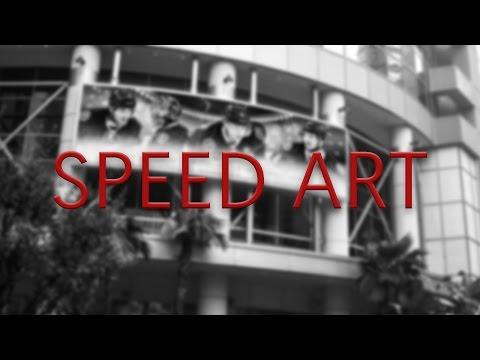 Tampa Bay Lightning Billboard Speed Art