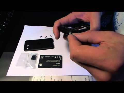 Motorola DEFY speaker replacement #1