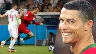 Ronaldo TROLLS Nacho! Evil SMILE After Huge World Cup Goal! | 2018 FIFA World Cup