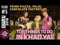 Top Things to Do in Khao Yai's European Towns Primo Piazza, Palio, Chocolate Factory