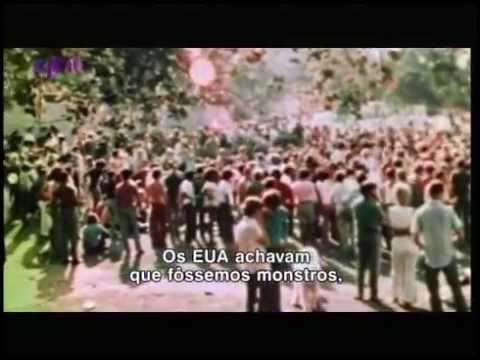 Trailer do filme Revolução Bissexual