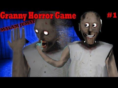 UDAH TAKUT GA NGERTI LG !!! Granny Horror Game New Update