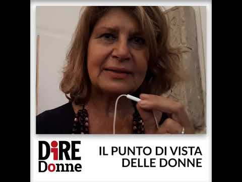 Silvia Costa per 'Dire Donne'
