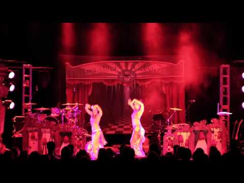 Aha Musery - Richmond, VA - Indian Electronic Tribal Fusion Belly Dance