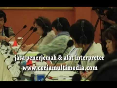 Jasa penerjemah bahasa & sewa rental alat interpreter tranlate di jogja bali semarang yogyakarta