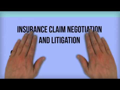 Property insurance and personal injury claim processing, negotiation, and litigation. Based in Baton Rouge, I serve claimants throughout Louisiana and nationwide through association with local counsel.  www.lainsuranceclaims.com