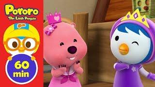 Ep1 - Ep5 (60min) Pororo English Compilation | Animation for Kids | Pororo the Little Penguin