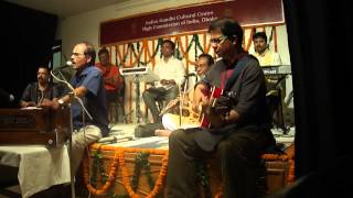 Syed Abdul Hadi performing at IGCC, HCI, Dhaka