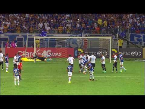 Gremio 2 x 0 Cruzeiro  Melhores Momentos  Copa do Brasil 26/10/2016