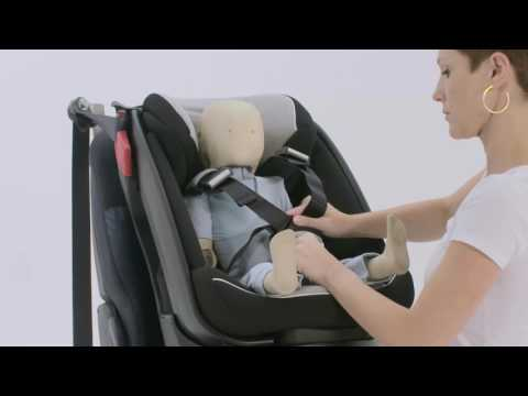 Siège-Auto SATURN ISOFIX- MyCarsit - Groupe 1 - Vidéo d'installation