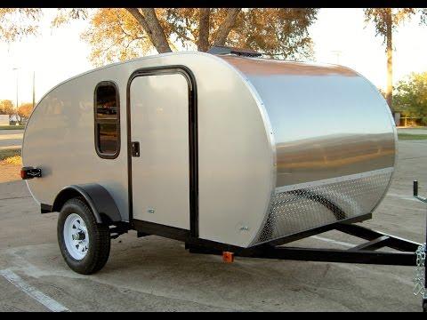 teardrop trailer build