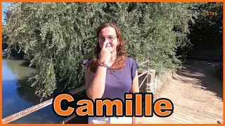 Qui sommes nous ? (3/7) : Camille