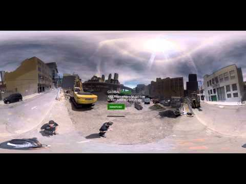 Global Giving 360 Construction Video