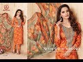 Woman fashion dress-Indian catalog Original 3  Pieces-Latest Indian Dresses Collections 2018