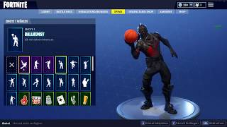 Sale Fortnite Account (p. 2-4 Black Knight) 20 € PSC MUST WEG!!