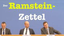 6. Januar 2020 - Bundespressekonferenz | RegPK