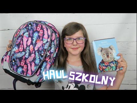 BACK TO SCHOOL #1-haul szkolny cz. 1 | akcesoria, Topgal, zeszyty