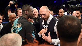 (POV) Deontay Wilder Shouldn't Fight Tyson Fury Right Now!!!