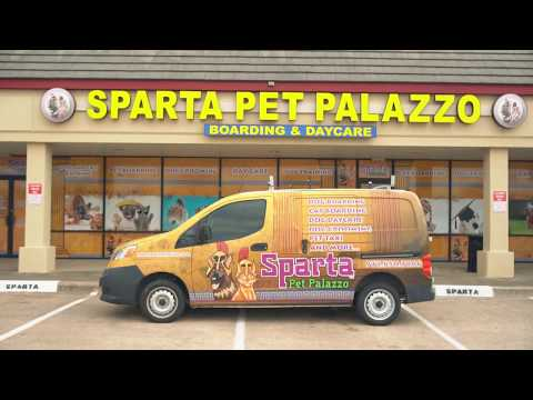 Sparta Pet Palazzo - Pet Boarding, Pet Grooming, Dog Daycare