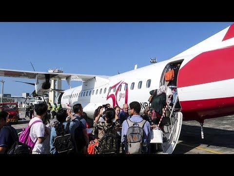 [Tripreport] Air Mauritius ATR 72 | Economy Class | Mauritius - Reunion