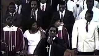 Rev. M.L. Curry & Congregation - Father I Stretch My Hands To Thee