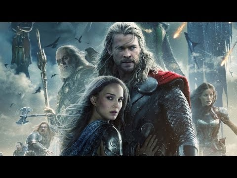 THOR: THE DARK WORLD Blu-Ray Special Features Revealed!