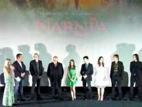 Avant première de Narnia : Le prince Caspian poster