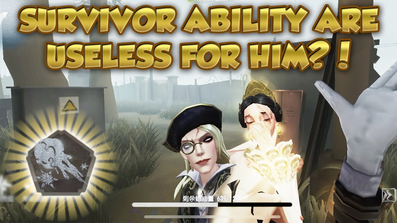 Download #6 Nowhere To Run When Phillip is After You! | Identity V | 第五人格 | 제5인격 | Wax Artist