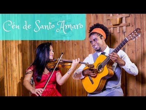 Céu de Santo Amaro - Flavio Venturini e Caetano Veloso (Cover Comclave)