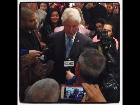 1/10 Alleged Criminal Activities of Bill Clinton
