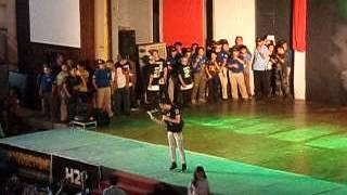 VHONG NAVARRO live in Iligan City Part 1