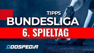 Jetzt quoten vergleichen: https://www.oddspedia.combundesliga vorhersage #6 - infos, tipps und prognosen zum 06. spieltag der fußball-bundesliga00:00 intro b...