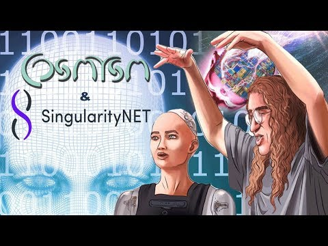 Goertzel's Golems: the link between Cosmism and AI...