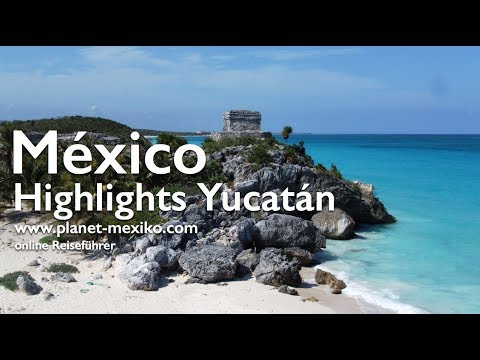 Mexiko :: Highlights einer Reise in Yucatán