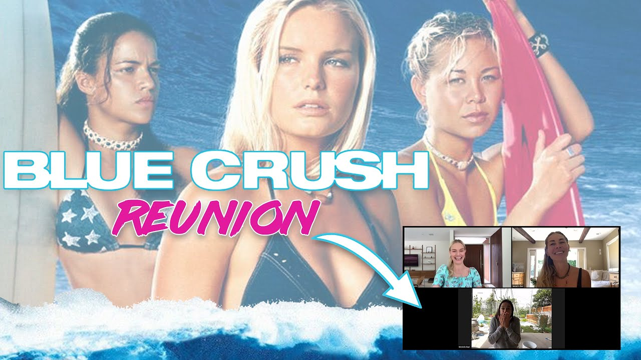 Download BLUE CRUSH REUNION W/ Michelle Rodriguez & Sanoe Lake