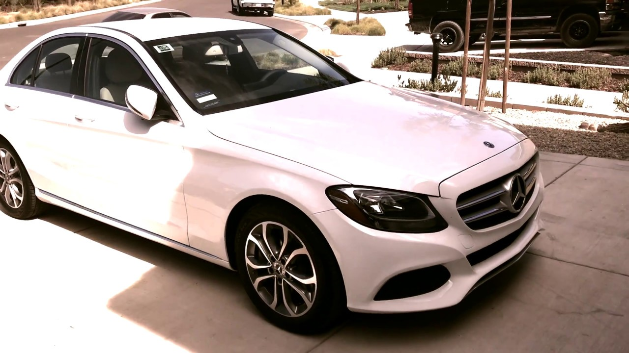 Mercedes Benz C300 Sedan 2017 Highlights And Features Review