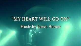 My Heart Will Go On guitar cover by Vyacheslav ShuvalovТитаник на гитаре